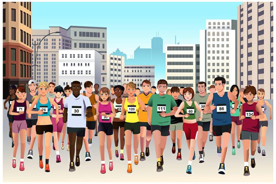 Marathon Training Program for Recreational Runners