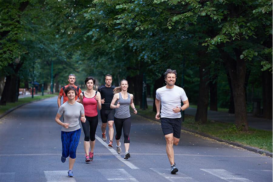 Half Marathon Training Plan – Recreational