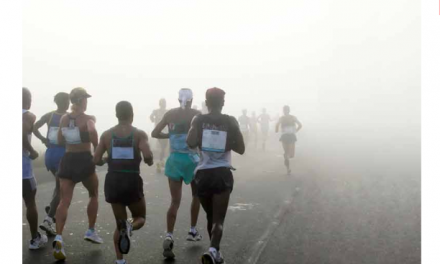 Three Hour Twenty Minute Marathon – Basic Level