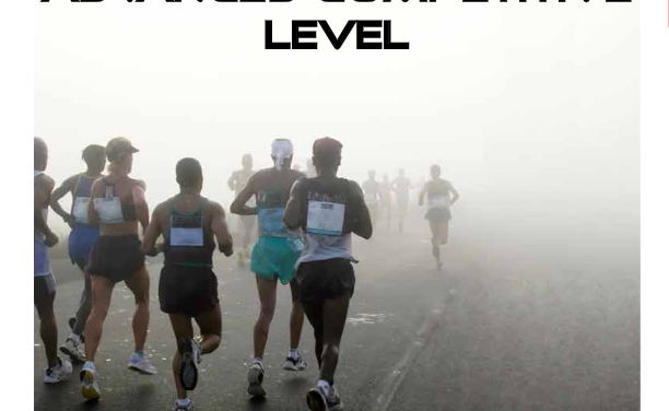 Three Hour Forty Minute Marathon – Advanced Level