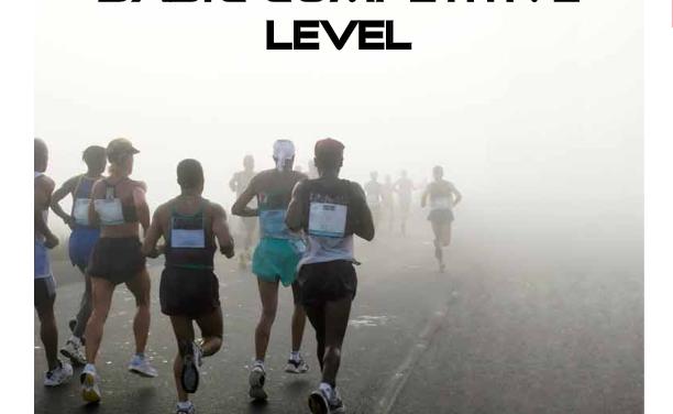 Three Hour Fifty Minute Marathon Basic Level