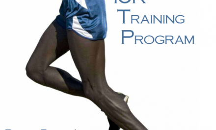 36 Minute 10K Training Plan