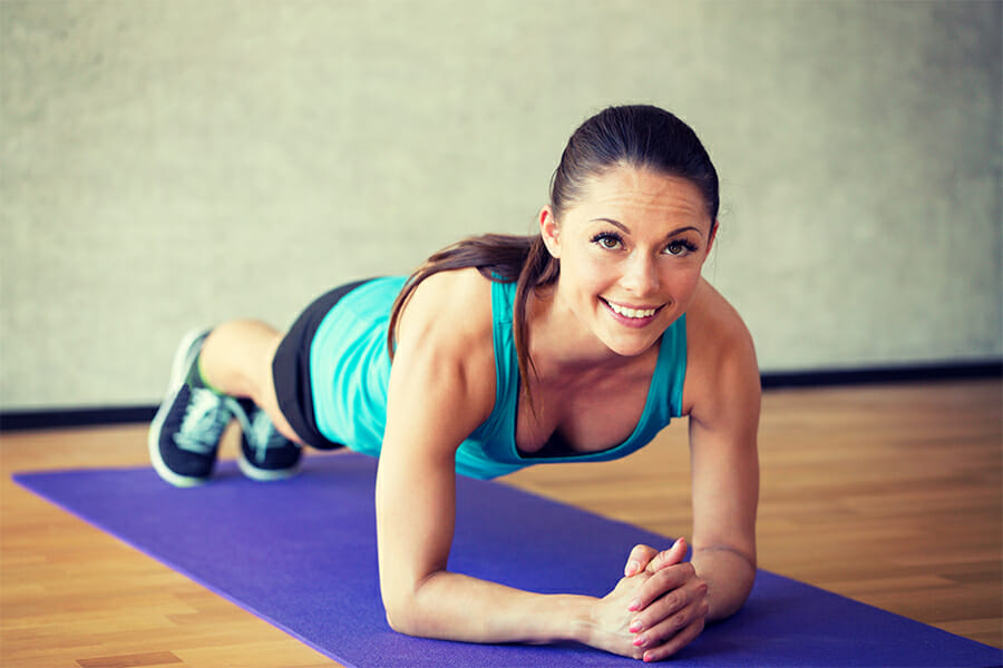 Advanced Plank Exercise