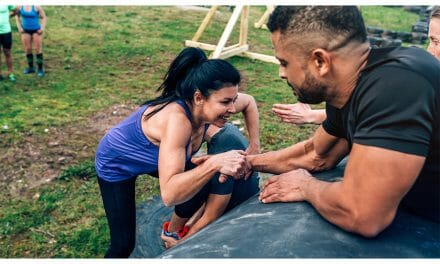 6 To 10 Mile Warrior Obstacle Course Training