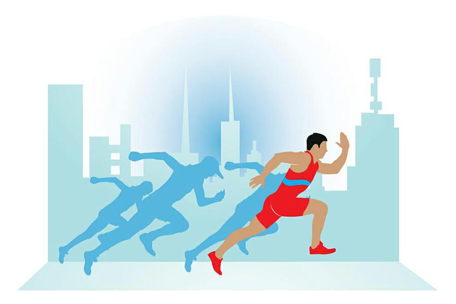 24 Week Advanced High Effort Marathon Training Plan – Two Workouts per Day