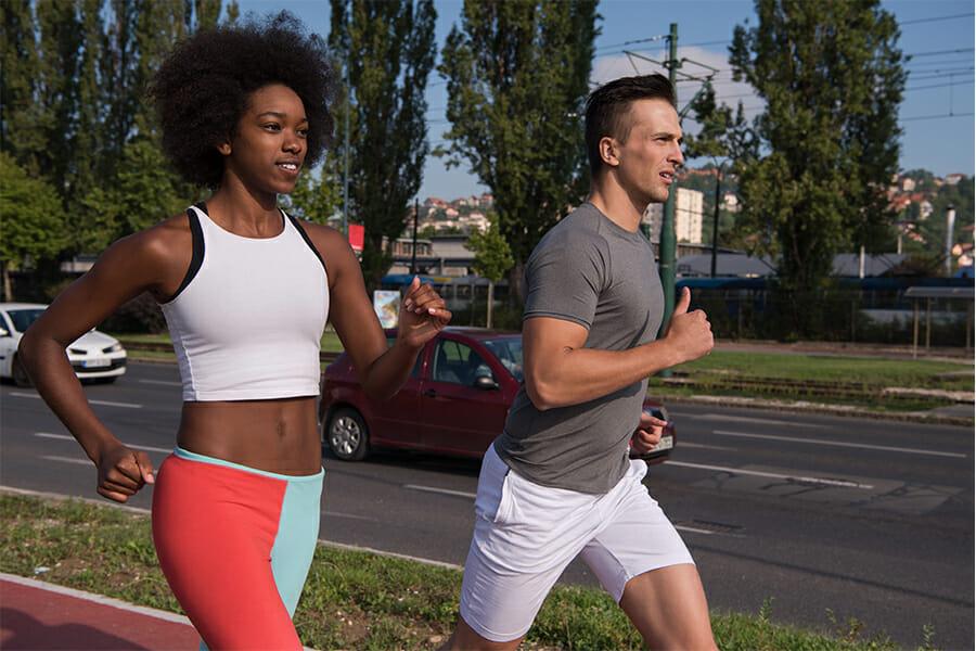 5K Progressive Training Runs
