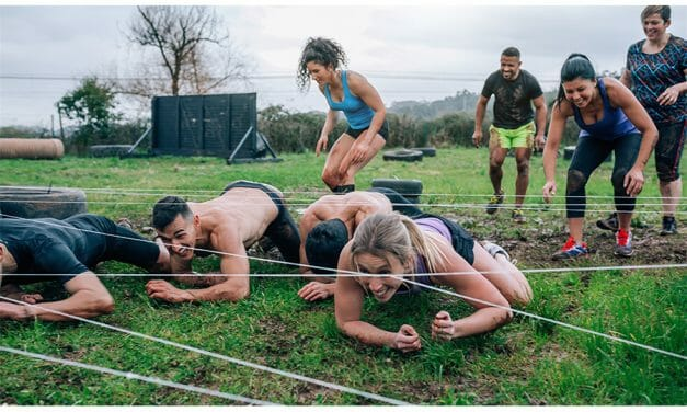 6 to 10 Mile Basic Obstacle Course Race Training
