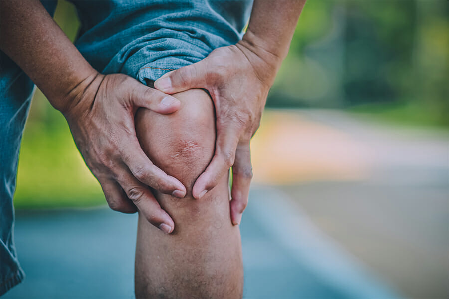 Runner's Knee Injury Prevention