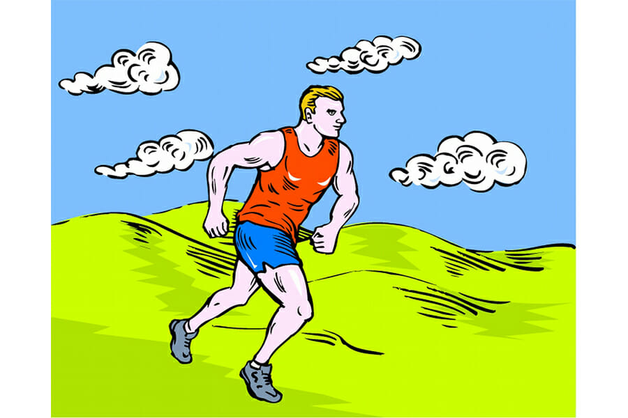 Overcome Hill Running Problems