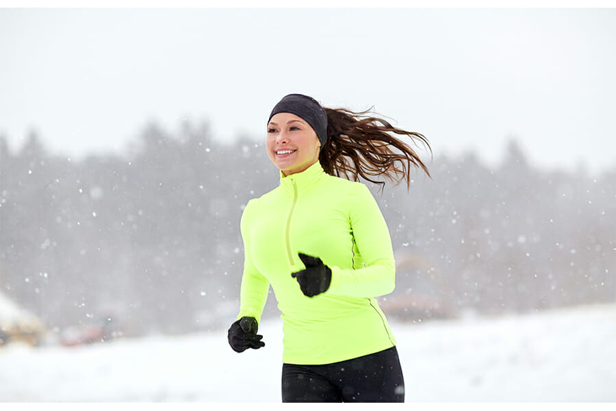 Dressing For Cold Weather Running