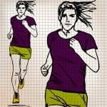 Four Stages of Running