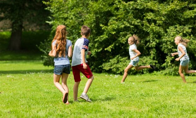 Fun Running Games for Kids