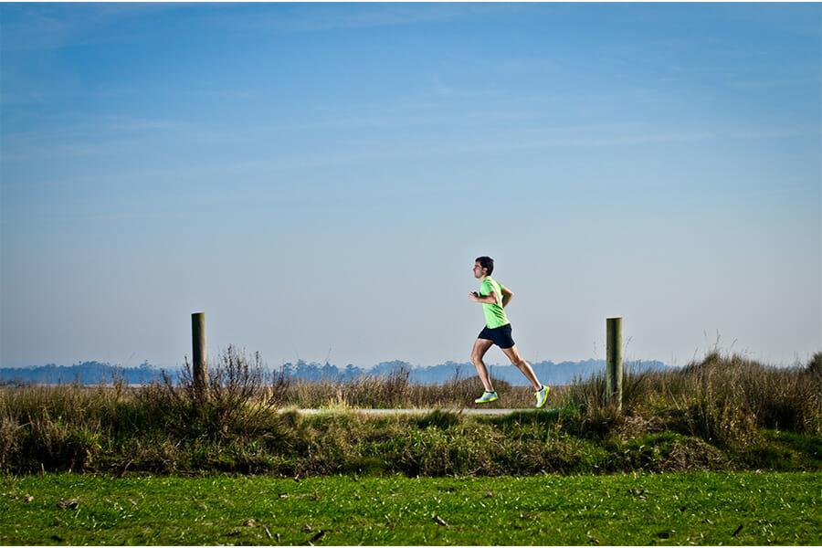 Characteristics of a Holistic Runner