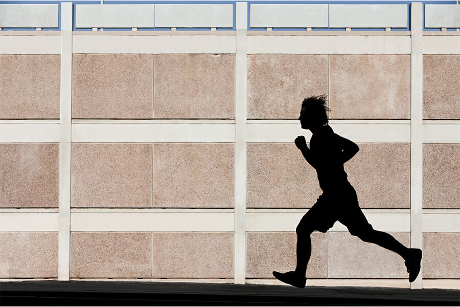 Efficient Running Stride