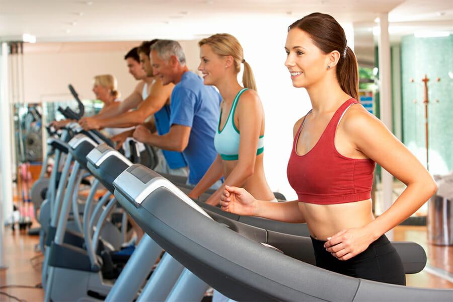 Gonzo Treadmill Workouts