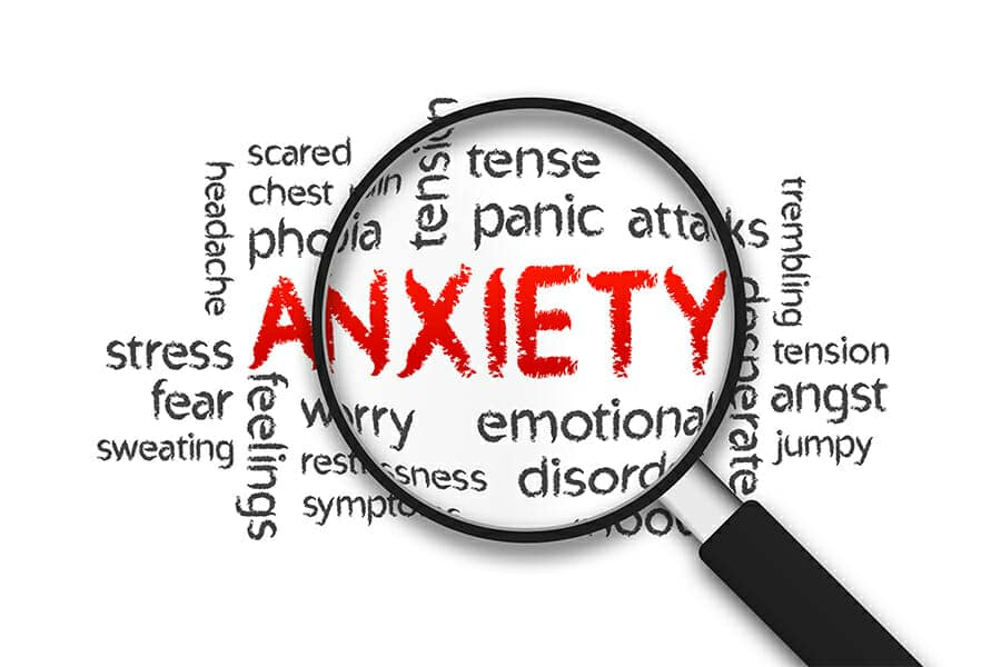 Race Anxiety and Running Stress