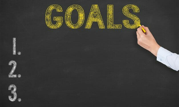 Top Ten Running Goals