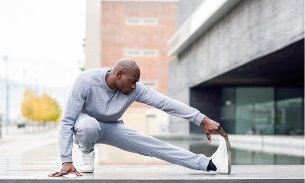 Stretching and Running Performance