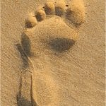 The Four Stages of Barefoot Running
