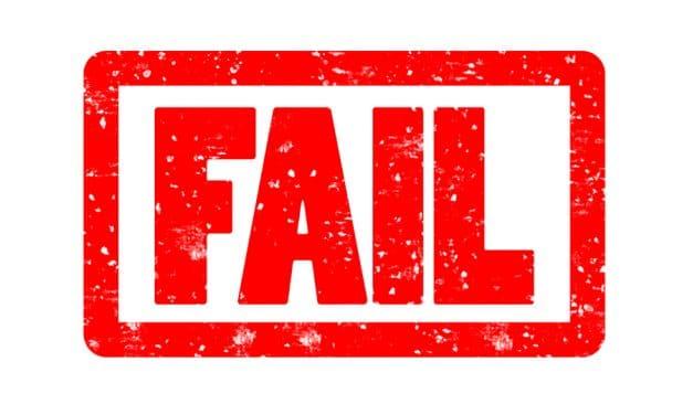 Guarantee a Failed Running Life