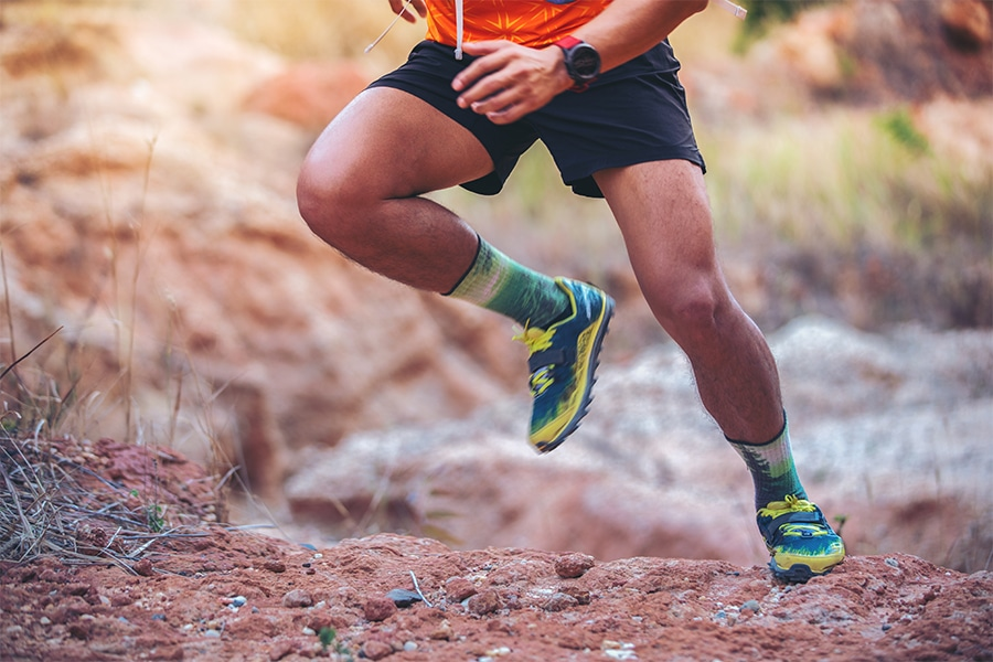 Enjoy a Safe Trail Run