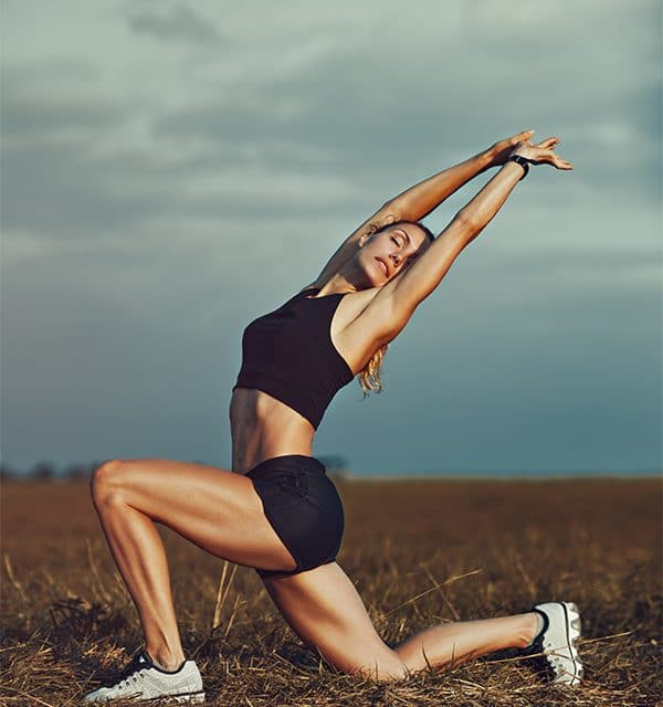 Top Ten Stretches for Runners