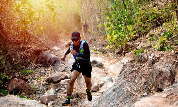 How To Get Better At Trail Running